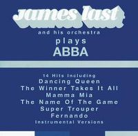 Cover James Last - James Last Plays ABBA