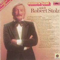 Cover James Last - James Last spielt Robert Stolz
