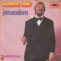Cover James Last - Jerusalem