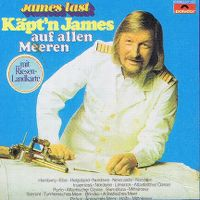 Cover James Last - Käpt'n James auf allen Meeren