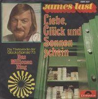 Cover James Last - Liebe, Glück und Sonnenschein