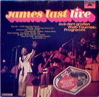 Cover James Last - Live