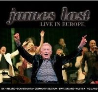 Cover James Last - Live In Europe