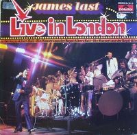 Cover James Last - Live In London