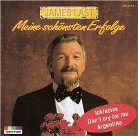 Cover James Last - Meine schönsten Erfolge