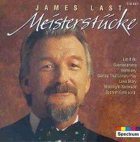 Cover James Last - Meisterstücke
