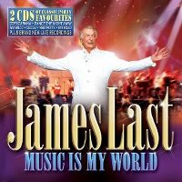 Cover James Last - Music Is My World