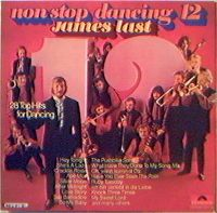 Cover James Last - Non Stop Dancing 12