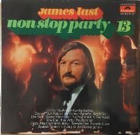 Cover James Last - Non Stop Dancing 1972