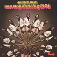 Cover James Last - Non Stop Dancing 1974