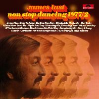 Cover James Last - Non Stop Dancing 1977/2