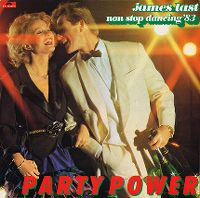Cover James Last - Non Stop Dancing '83 - Party Power