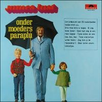 Cover James Last - Onder moeders paraplu