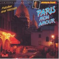Cover James Last - Paris, mon amour - Melodien einer Weltstadt