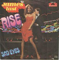 Cover James Last - Rise