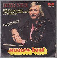 Cover James Last - Romanze für Violine und Orchester