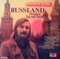 Cover James Last - Russland - Zwischen Tag und Nacht