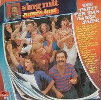 Cover James Last - Sing mit - Die Party für das ganze Jahr
