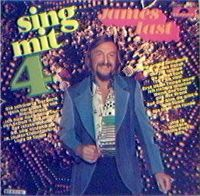 Cover James Last - Sing mit 4