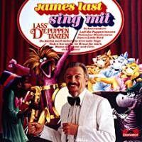 Cover James Last - Sing mit 9 - Lass' die Puppen tanzen