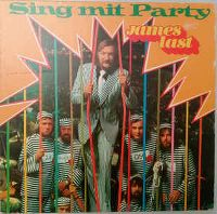 Cover James Last - Sing mit Party