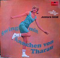 Cover James Last - Swing mit Ännchen von Tharau