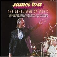 Cover James Last - The Gentleman Of Music