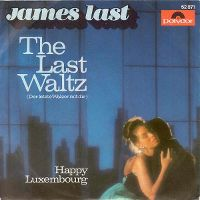 Cover James Last - The Last Waltz (Der letzte Walzer mit dir)