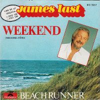 Cover James Last - Weekend-Törn