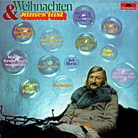 Cover James Last - Weihnachten & James Last / Weihnachten mit James Last