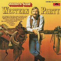 Cover James Last - Western Party And Square Dance