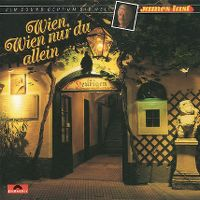 Cover James Last - Wien, Wien nur du allein