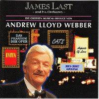 Cover James Last And His Orchestra - Die grossen Musical-Erfolge von Andrew Lloyd Webber
