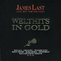 Cover James Last And His Orchestra - Welthits in Gold