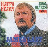 Cover James Last & His Orchestra - Happy Heart
