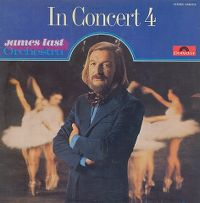 Cover James Last Orchestra - In Concert 4