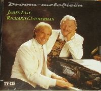 Cover James Last & Richard Clayderman - Droom-melodieën