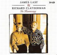 Cover James Last & Richard Clayderman - In Harmony