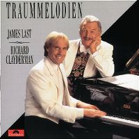 Cover James Last & Richard Clayderman - Traummelodien