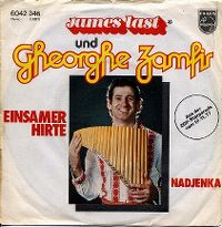 Cover James Last und Gheorghe Zamfir - Einsamer Hirte