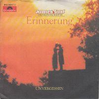 Cover James Last und sein Orchester - Erinnerung