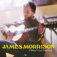 Cover James Morrison - I Won't Let You Go