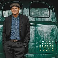 Cover James Taylor - Before This World