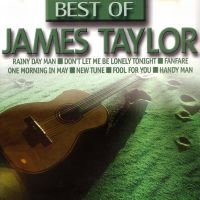Cover James Taylor - Best Of James Taylor