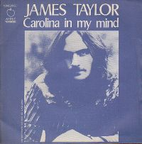 Cover James Taylor - Carolina In My Mind