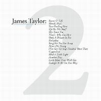 Cover James Taylor - Greatest Hits Volume 2