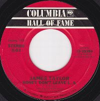 Cover James Taylor - Honey Don't Leave L.A.