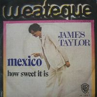 Cover James Taylor - Mexico