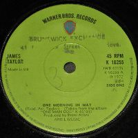 Cover James Taylor - One Morning In May