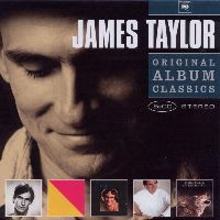 Cover James Taylor - Original Album Classics